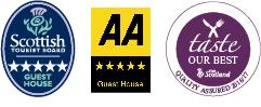 The Townhouse award logos